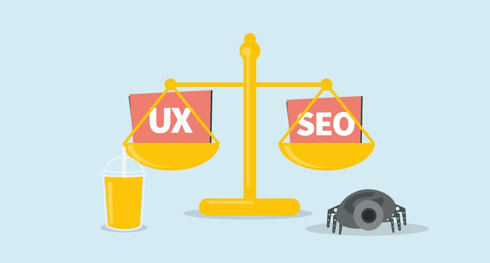 User Experience dan SEO